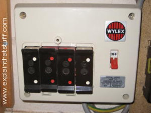 small resolution of you may be require your consumer unit to be upgraded to ensure new bathroom circuits are