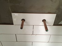 Cutting Holes in Tile | Terry Love Plumbing & Remodel DIY ...