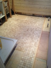 Can You Install Tile Over Plywood - Tile Design Ideas