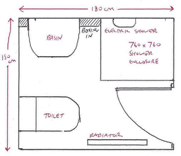 Small Bathroom Layout Uk Bathroom Guru