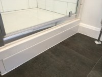 Bathroom Floor Alternatives - Wood Floors