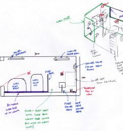 visualising a new bathroom [ 2871 x 2131 Pixel ]