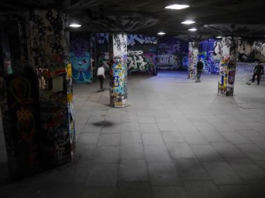 Skaten am Embankment