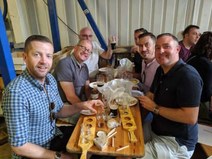 Bermondsey Cheese Meat & Beer Tour