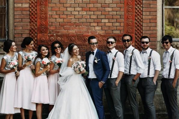 wedding checklist bridal party