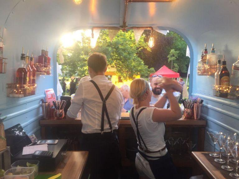 The Copper Top Bar, Brighton.