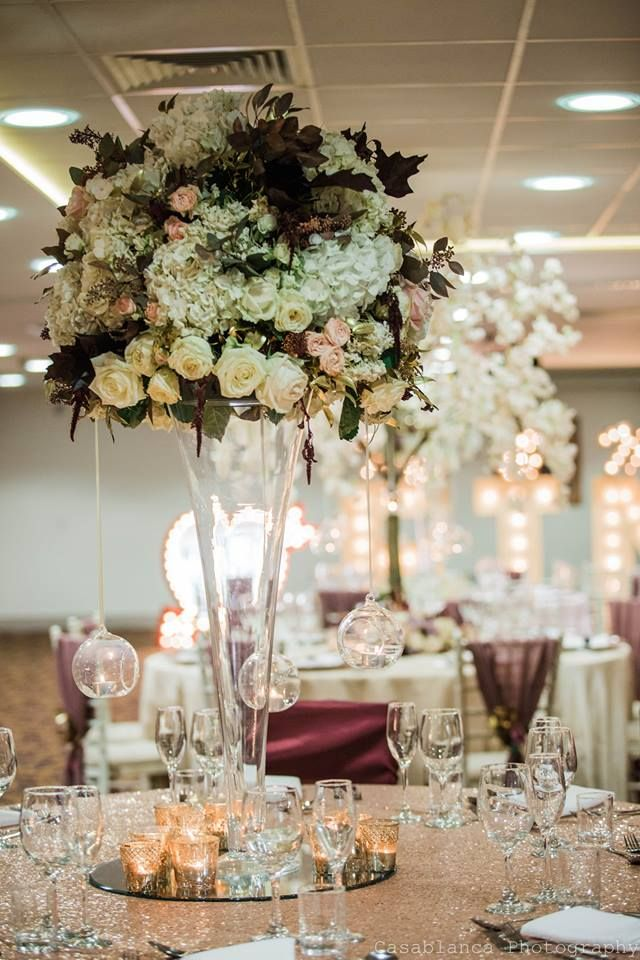 The beautiful function room where you can have the wedding of your dreams.
