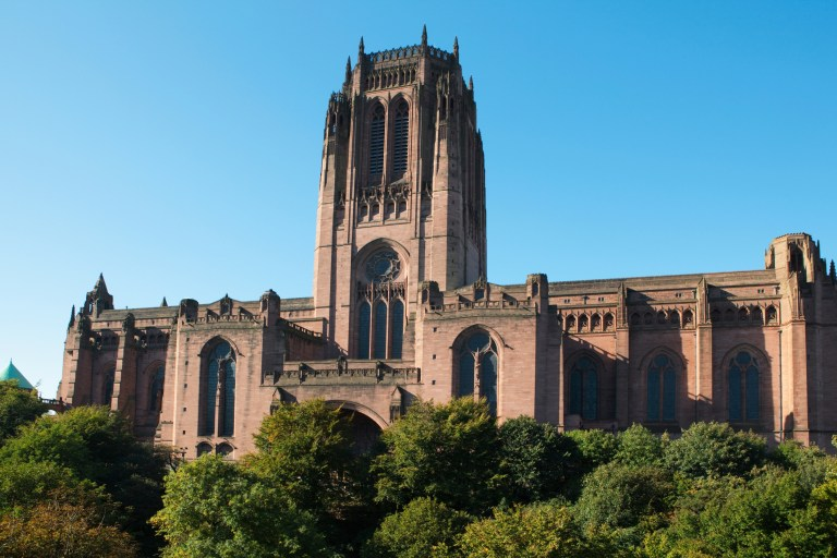 Beautiful Liverpool Cathedral!