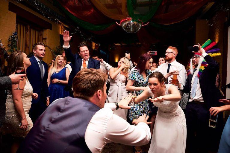 We're loving this dance shot!