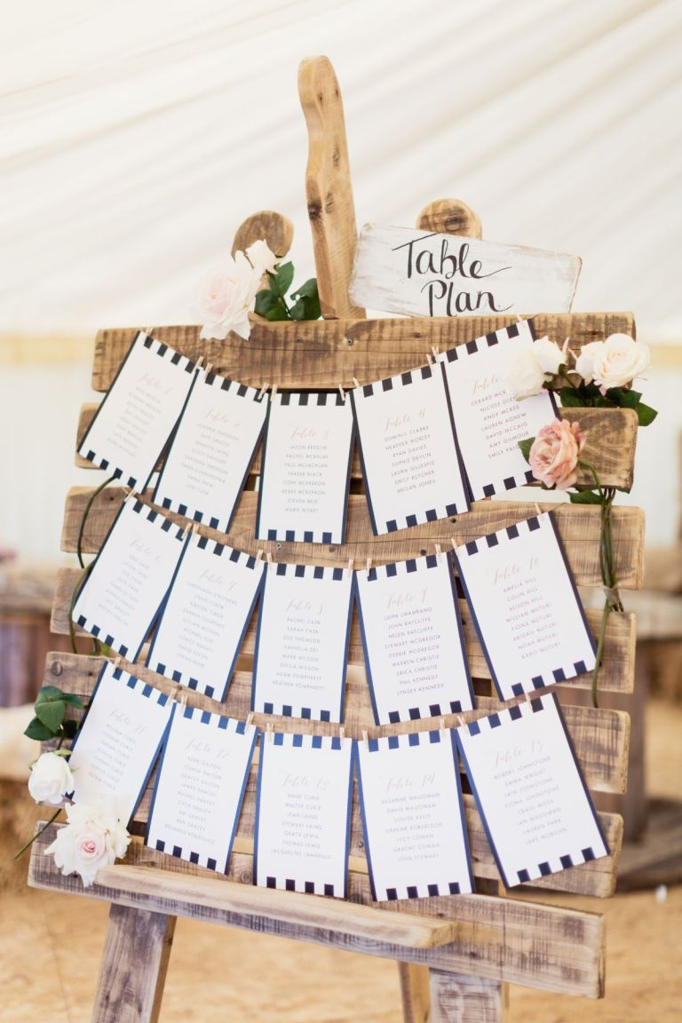We love the table planner.