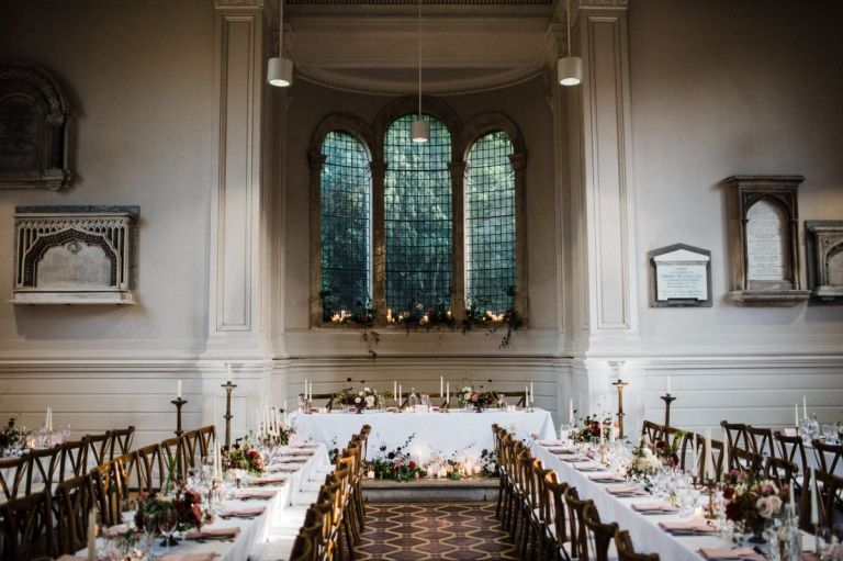 This venue - Arnos Vale Cemetery - is picture perfect for a wedding!
