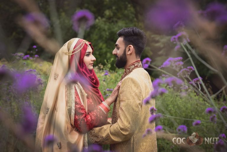Sana and Hazim married in Manchester!