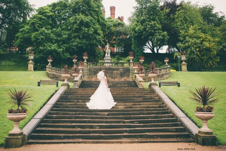 Just imagine the wedding photos you could get in these glorious parks!
