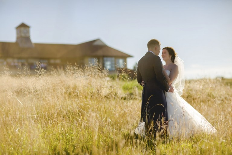 Don't forget to get your wedding photos taken in the surrounding countryside!