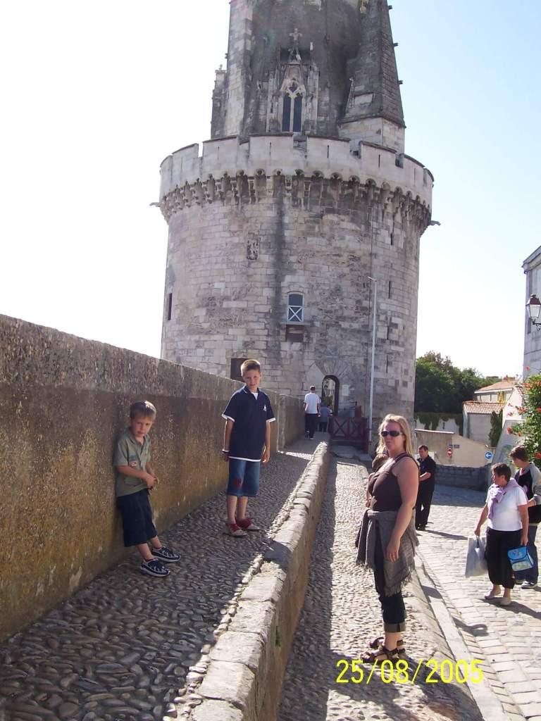 Lantern Tower at La Rochelle