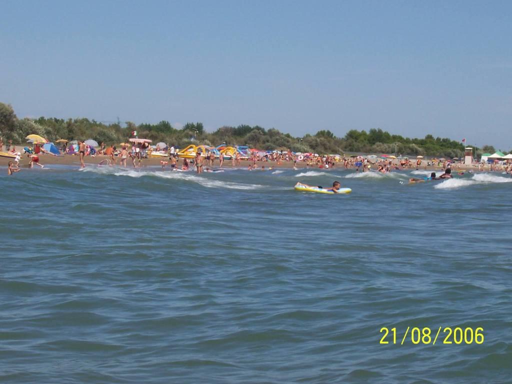 Ca' Savio beach front