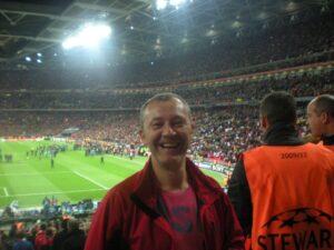 Champions League Final May 2011 - Wembley