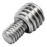 M6 to 3/8 inch Threaded Double Male Adapter Screw | UK ...