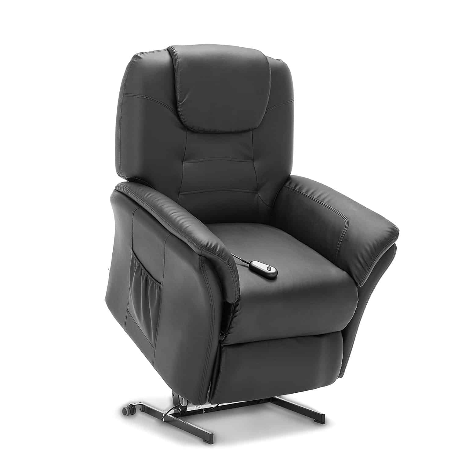 electric reclining chairs for elderly leather chair pottery barn people uk care guide