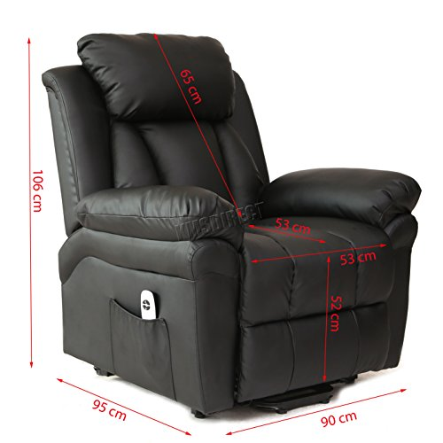 recliner chair covers australia karma sutra electric great installation of wiring diagram foxhunter bonded leather massage cinema riser lift chairs recliners