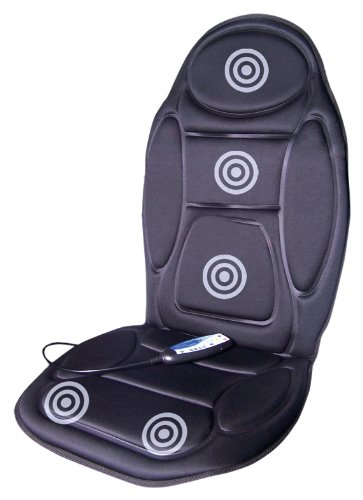 Lifemax Heated Back and Seat Massager 226R  UK Care Guide
