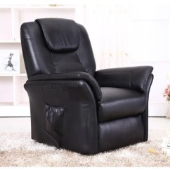 Electric Recliner Sofa Chair Motor Ed Bauer Windsor Elecrtic Rise Leather Armchair Home ...