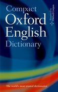 Jacket image of the Compact Oxford English 