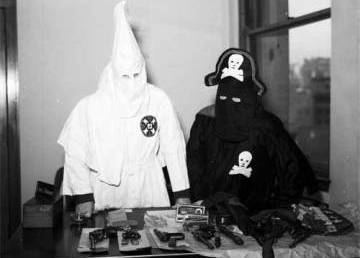 KKK and Black Legion