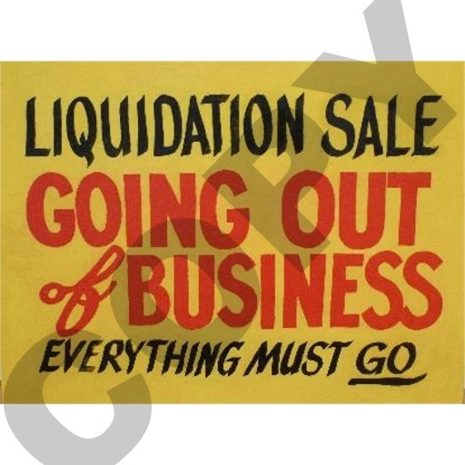 recruitment agency liquidation