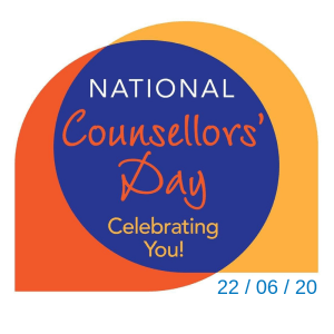 National Counsellors' Day Logo