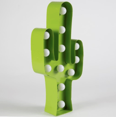 Cactus LED light, £21 - Sass and Belle