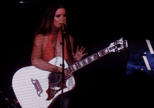 Maren Morris rightfully upgraded to the big stage this year.