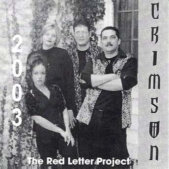 Crimson - The Red Letter Project