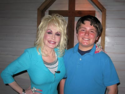 Donny with Dolly