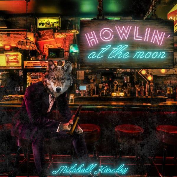Mitchell Kersley - Howlin At The Moon
