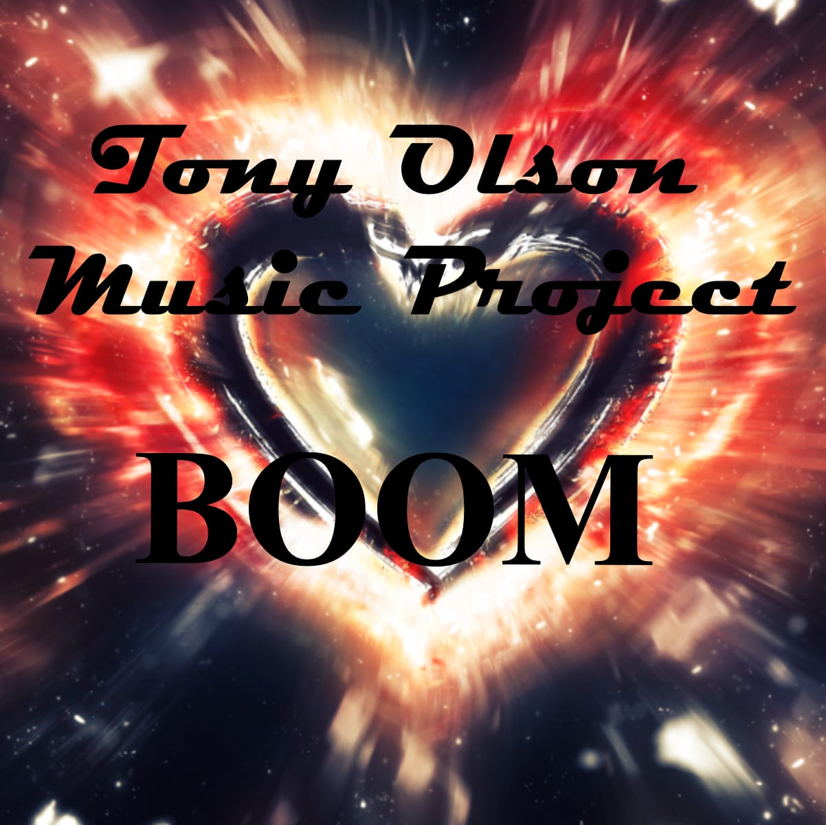 The Tony Olson Music Project - Boom