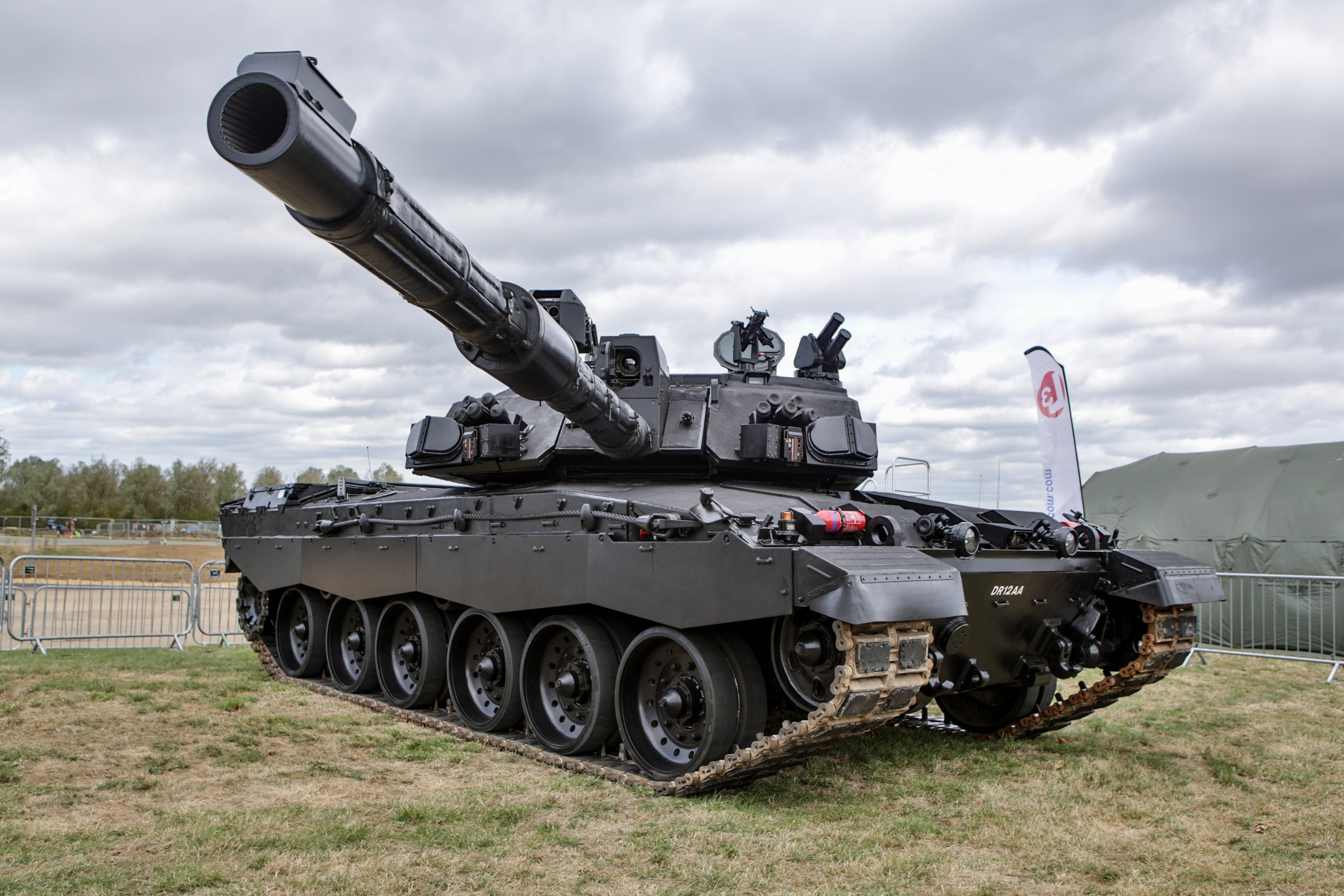 decision on challenger 2