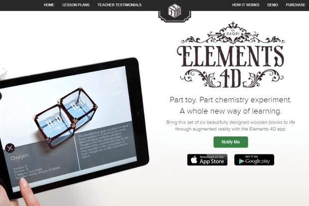Elements 4D