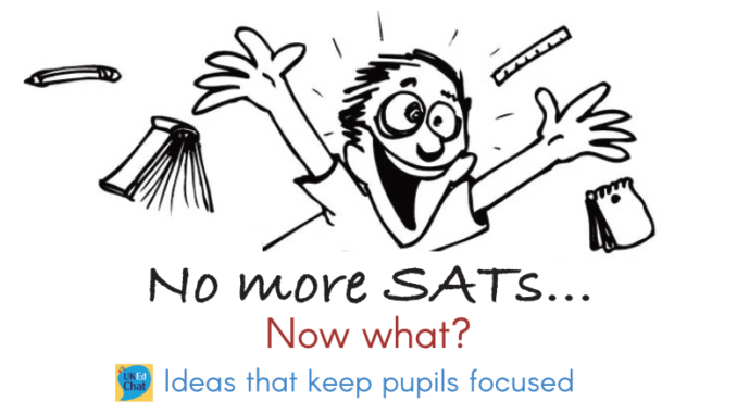 Feature – 11 Activities for after SATs Exams