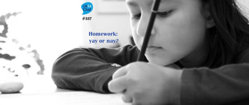 Session 337: Homework - yay or nay?