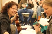 Workshop Ukelele Evelyn