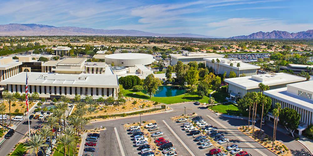 Eisenhower Medical Center Named Best Hospital