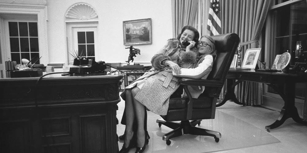 Betty Ford Called Her Daughter a Monster
