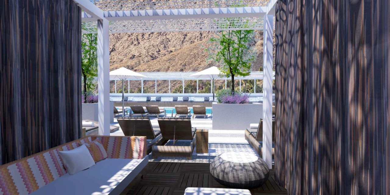 Kimpton Rowan Palm Springs Opens