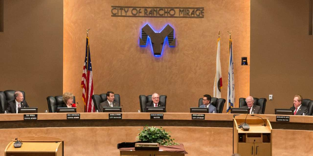 8 Candidates Poised in Rancho Mirage