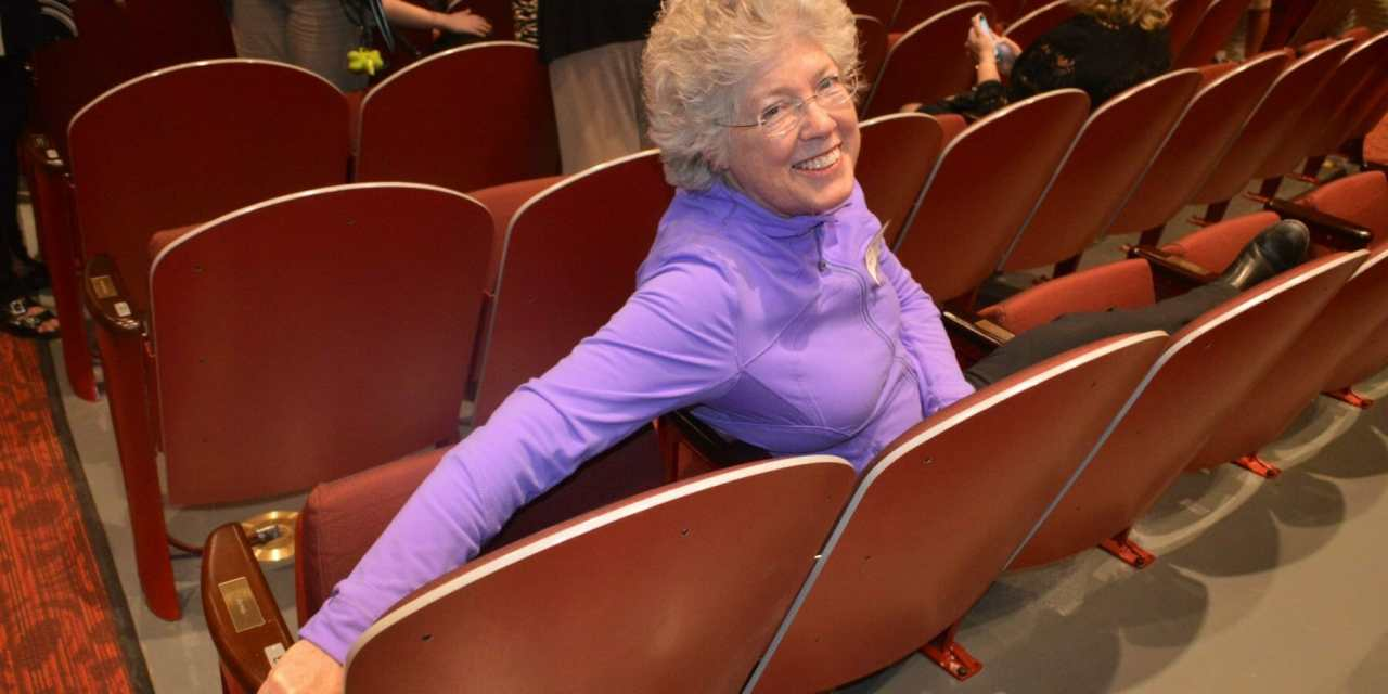 First Namers of Richards Center Seats Honored