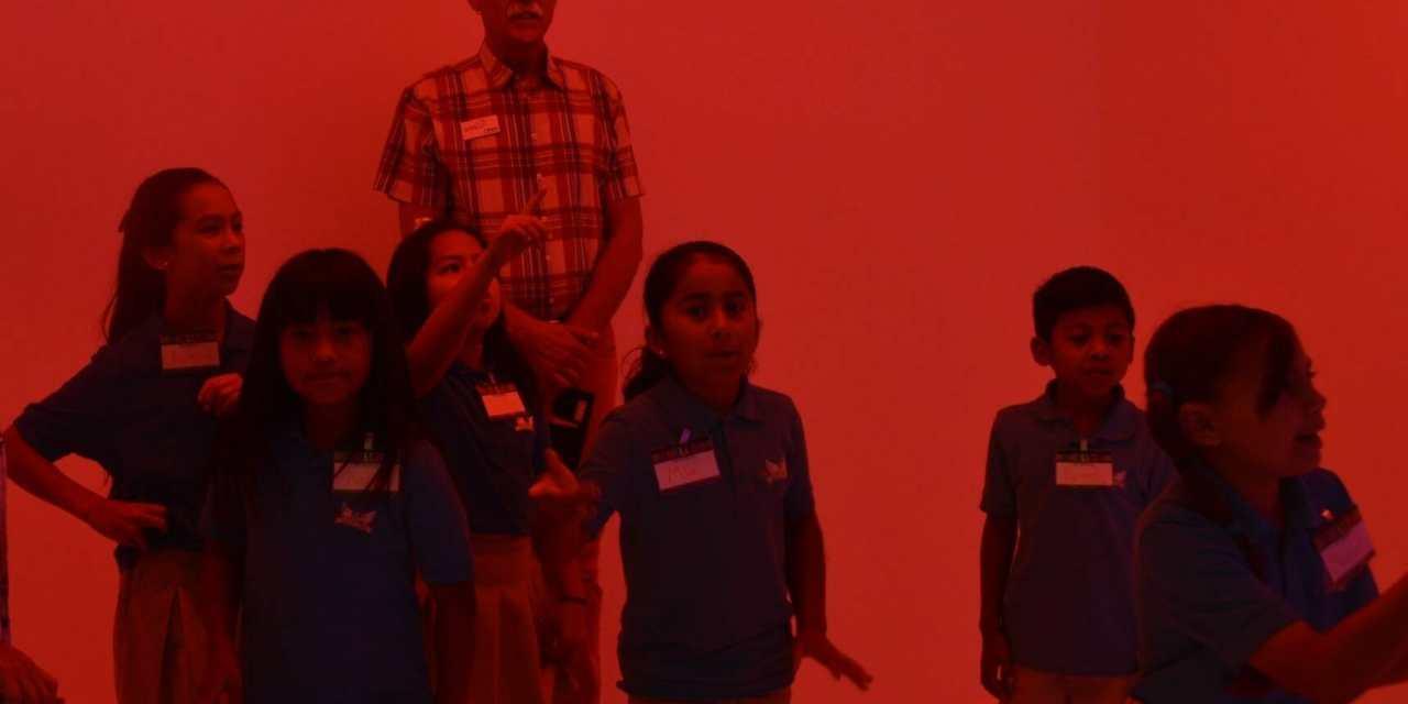Palm Springs Art Museum Educates Pupils