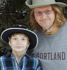 Kieran and Rob Bignell