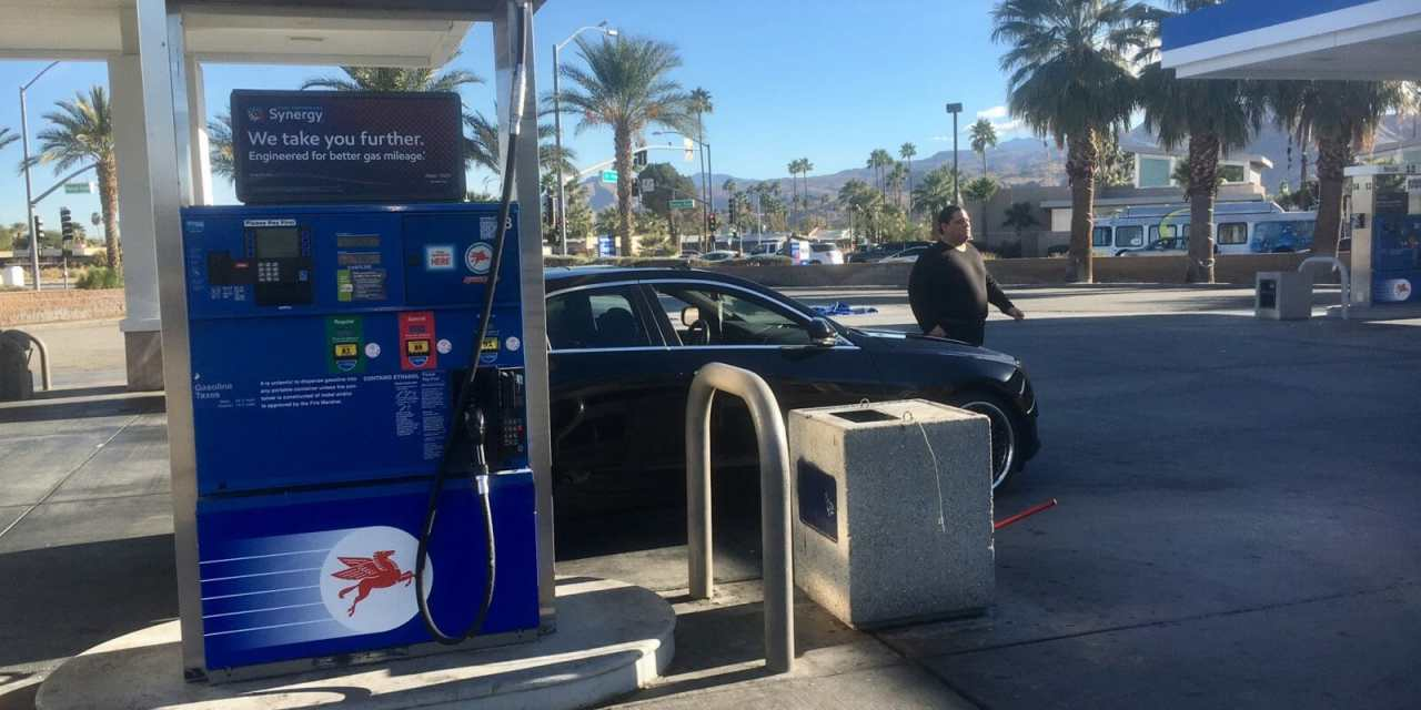 Gas Prices Spike in Riverside County