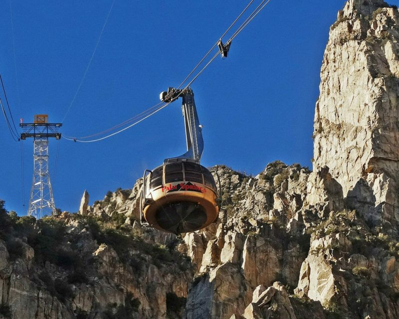 Aerial Tramway Sets Special Hours for MLK Holiday
